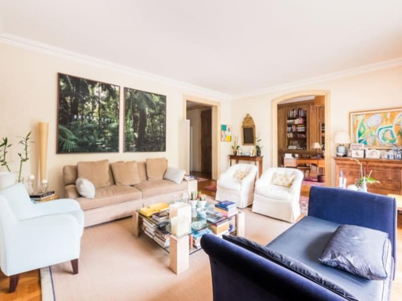 Sale apartment Neuilly sur seine 2590000€ - Picture 2