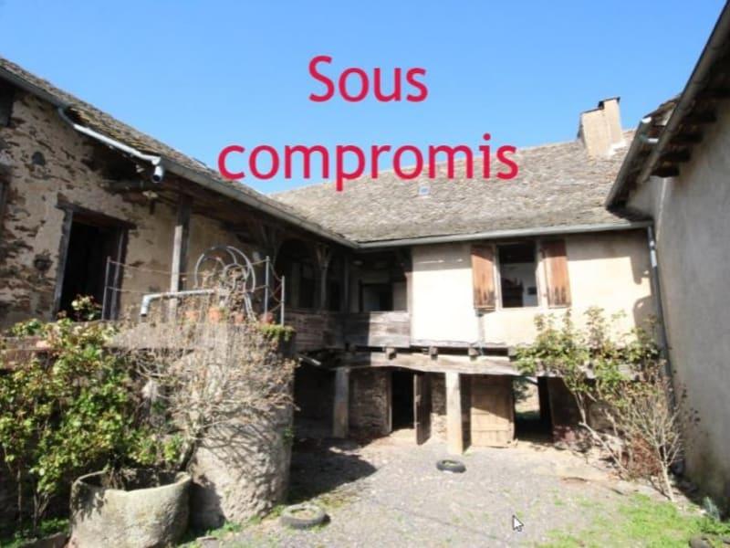 Vente maison / villa Naucelle 68000€ - Photo 1