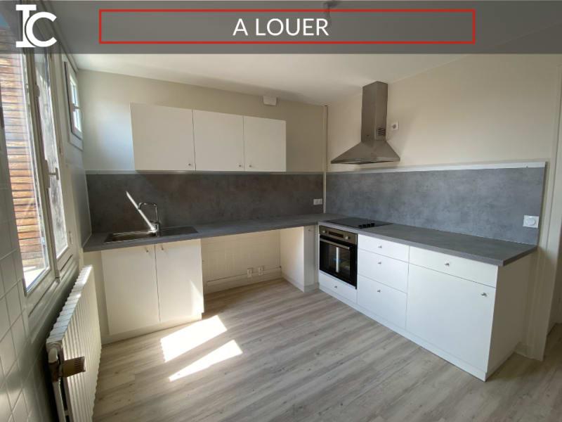 Rental apartment Voiron 545€ CC - Picture 1