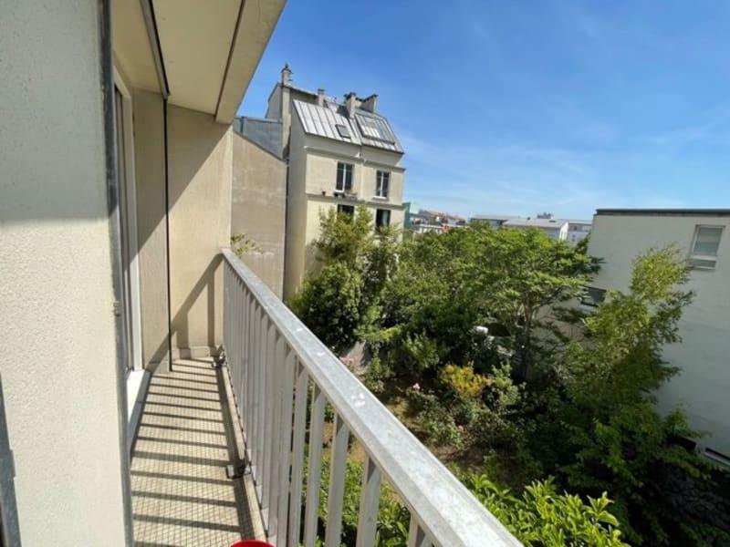 Sale apartment Paris 14ème 375000€ - Picture 1