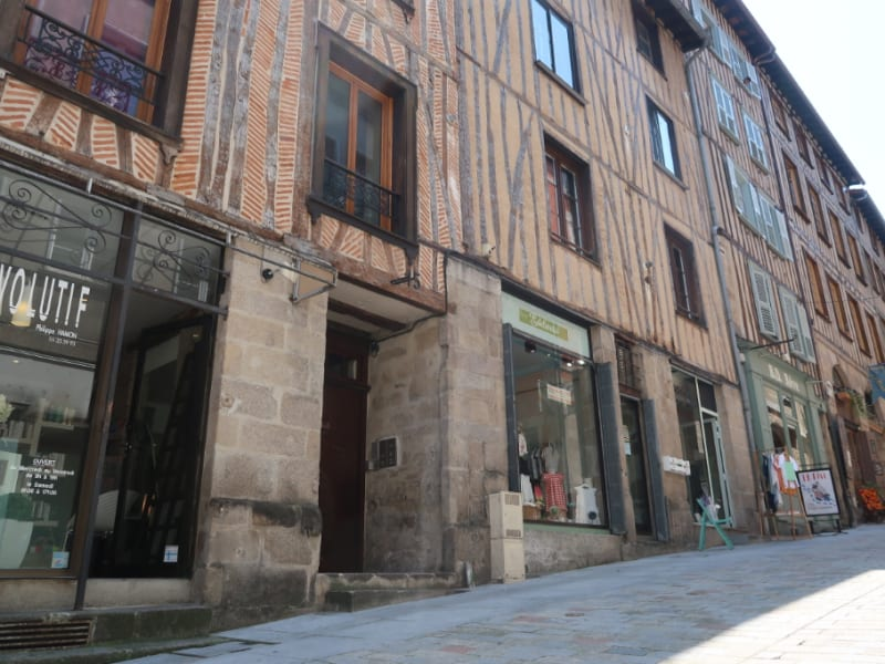 Location local commercial Limoges 430€ CC - Photo 3