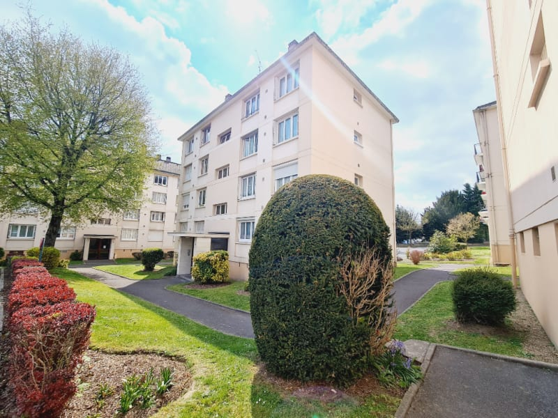 Sale apartment Gonesse 171000€ - Picture 1