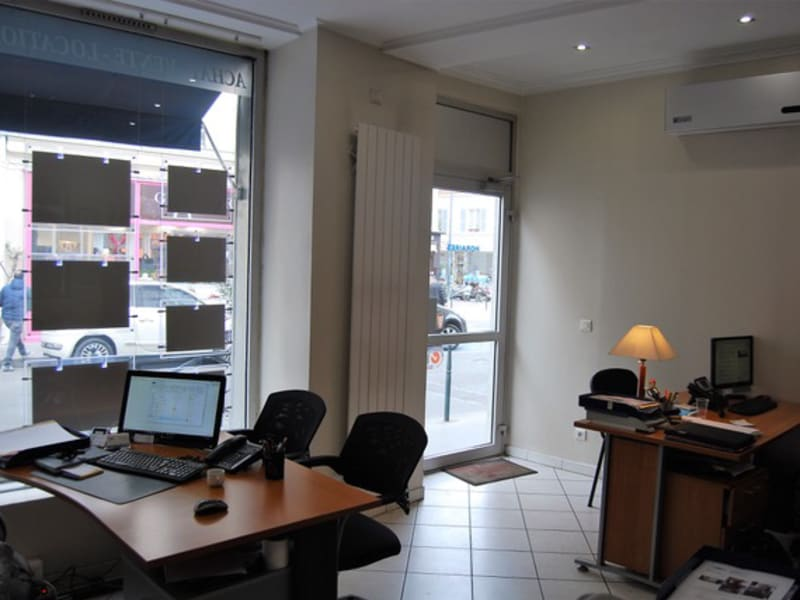 Rental empty room/storage Asnieres sur seine 1450€ HC - Picture 1