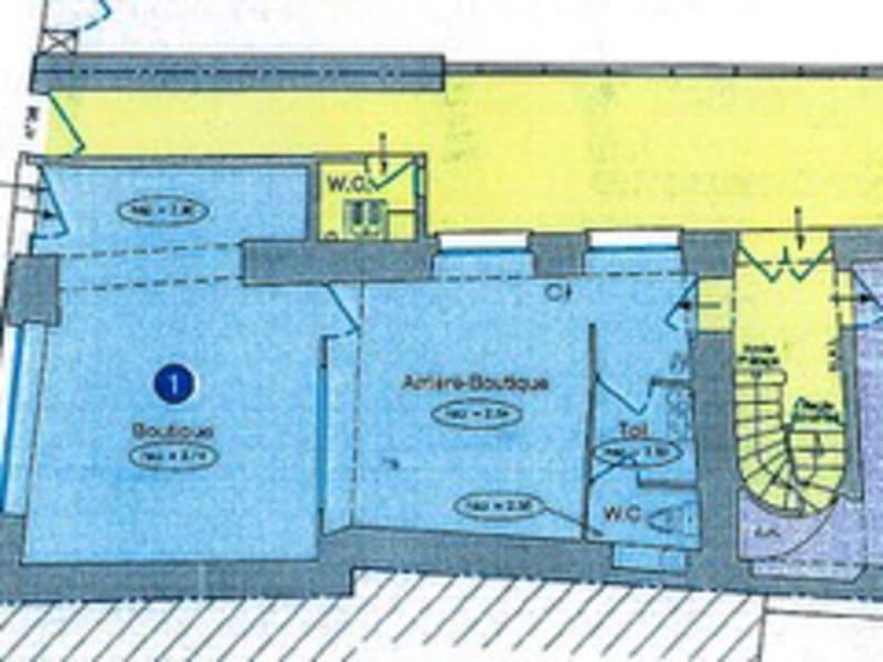 Rental empty room/storage Asnieres sur seine 1450€ HC - Picture 2