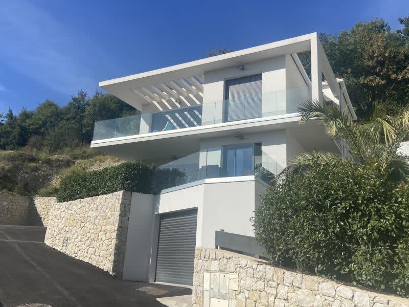 Vente de prestige maison / villa Falicon 890000€ - Photo 1