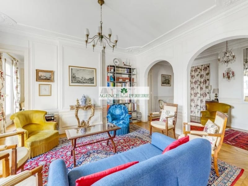 Vente appartement Paris 17ème 1580000€ - Photo 4