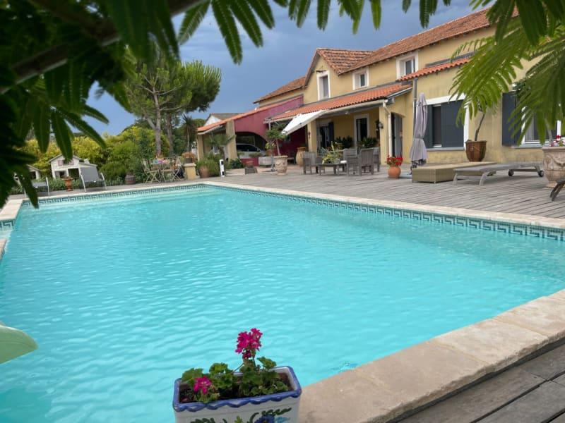 Deluxe sale house / villa Saint laurent d aigouze 1930000€ - Picture 1