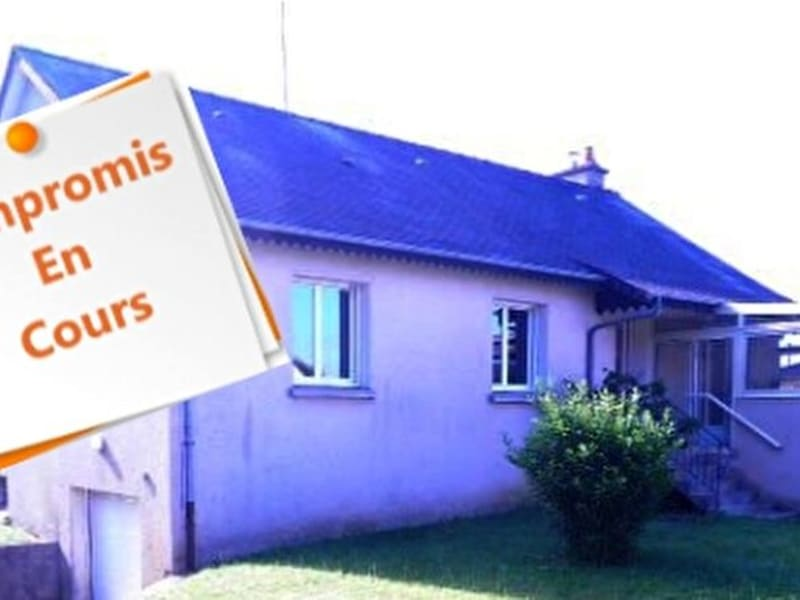 Sale house / villa La rouaudiere 109830€ - Picture 1
