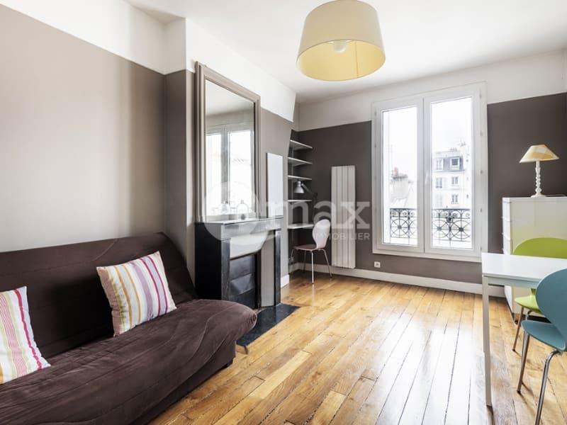 Sale apartment Levallois perret 419000€ - Picture 1