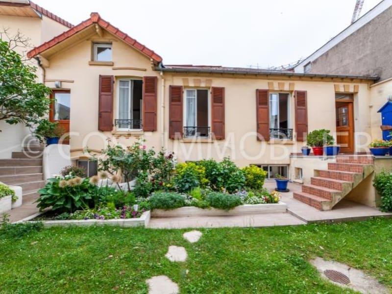 Vente appartement Asnieres sur seine 470000€ - Photo 1