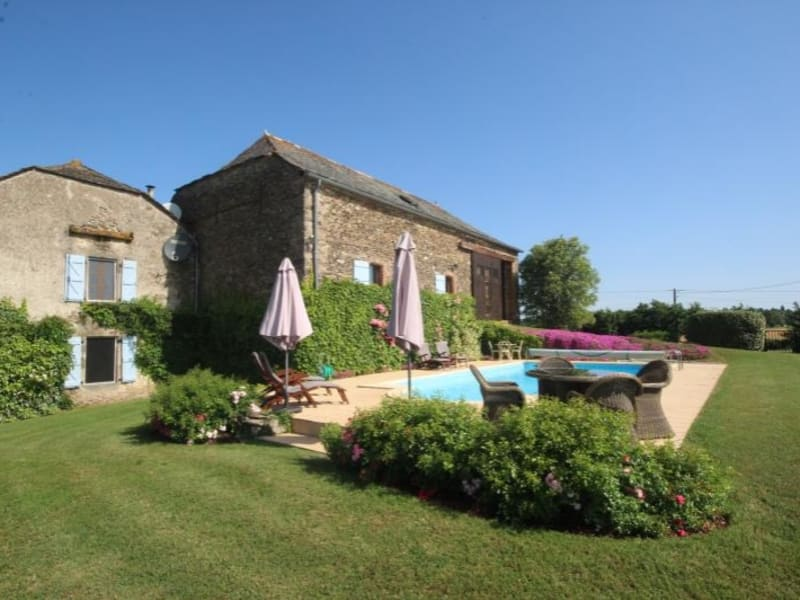 Vente de prestige maison / villa Montirat 420000€ - Photo 1