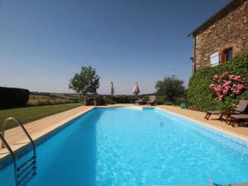 Vente de prestige maison / villa Montirat 420000€ - Photo 8