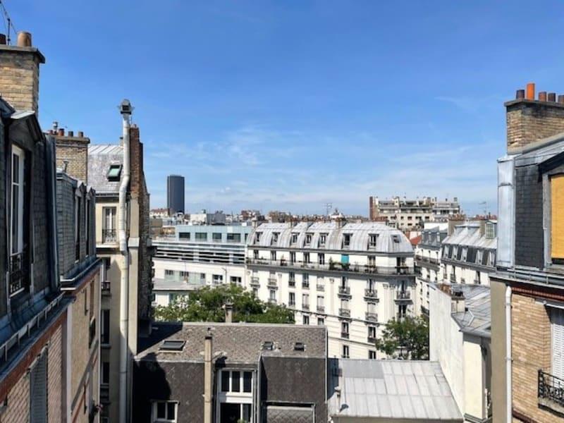 Vente appartement Paris 14ème 240000€ - Photo 1