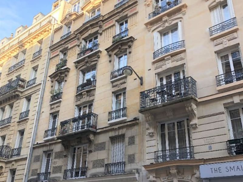Vente appartement Paris 14ème 240000€ - Photo 2