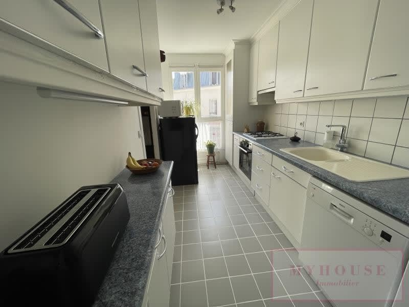 Vente appartement Bagneux 410000€ - Photo 2