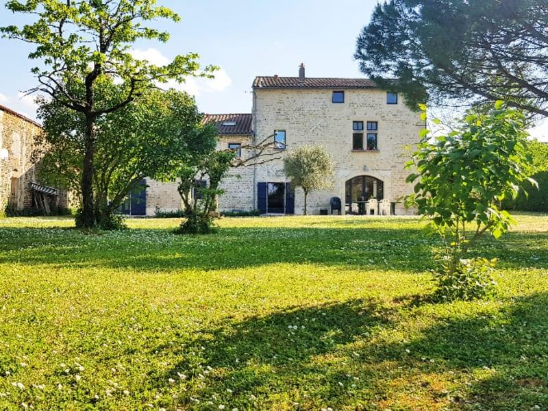 Sale house / villa Chauray 546000€ - Picture 1