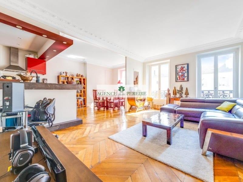 Sale apartment Paris 17ème 1235000€ - Picture 1