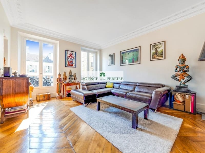 Sale apartment Paris 17ème 1235000€ - Picture 2