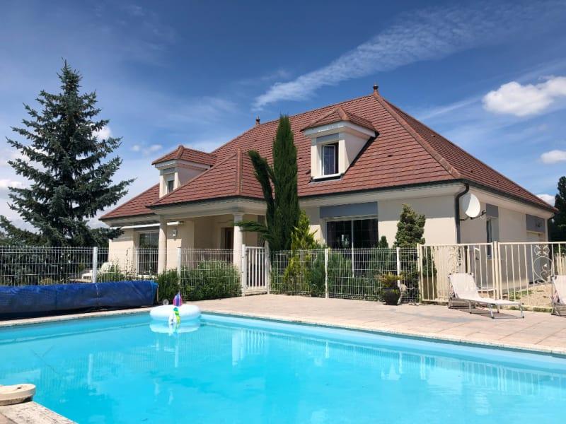 Sale house / villa Longeault 380000€ - Picture 2