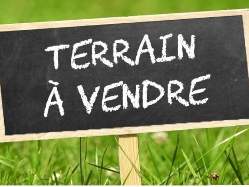 Vente terrain Chambly 138000€ - Photo 1