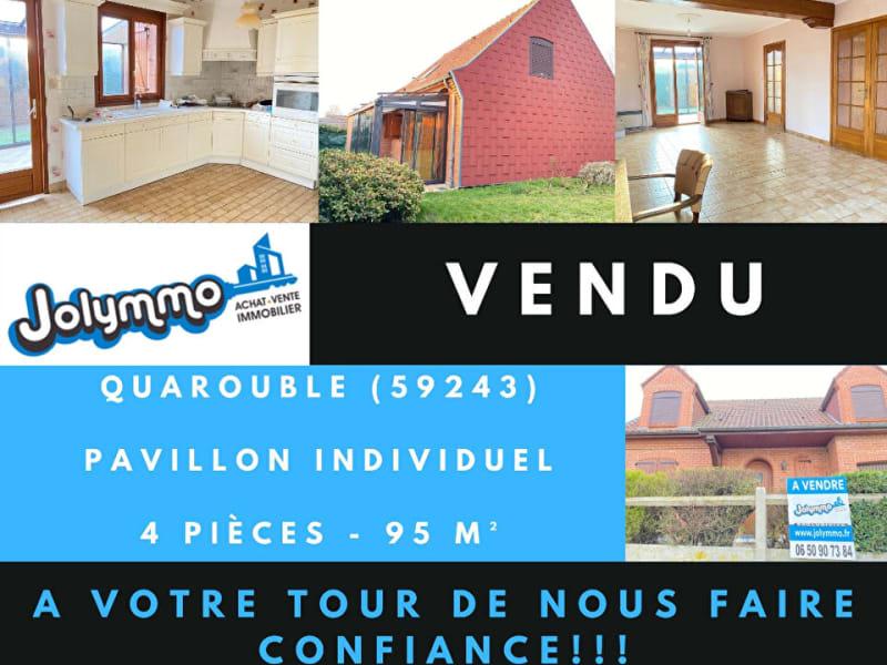 Vente maison / villa Quarouble 199000€ - Photo 1