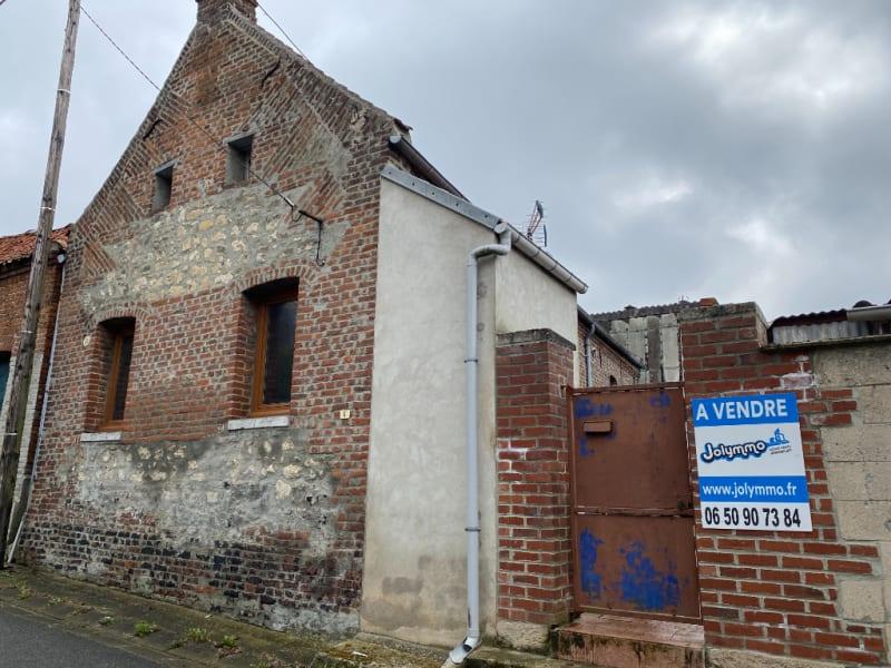 Vente maison / villa Saulzoir 40000€ - Photo 2