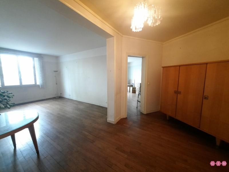 Vente appartement Paris 17ème 550000€ - Photo 1