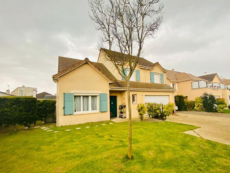 Sale house / villa Sartrouville 615000€ - Picture 1