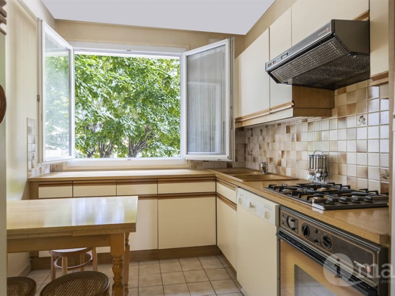 Sale apartment Asnieres sur seine 449000€ - Picture 2