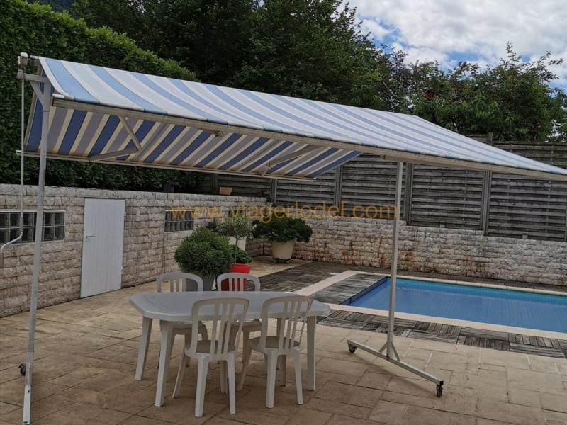Verkauf auf rentenbasis haus Vaulnaveys-le-bas 230000€ - Fotografie 12