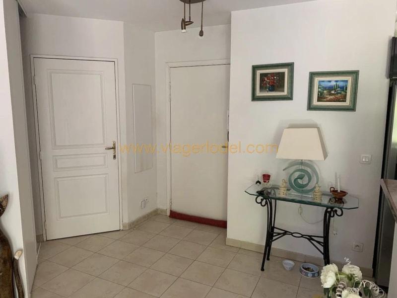 Verkauf auf rentenbasis wohnung Vence 117500€ - Fotografie 4
