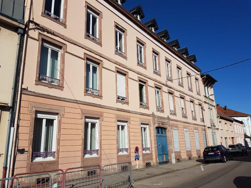 Sale apartment Saint die des vosges 89000€ - Picture 10