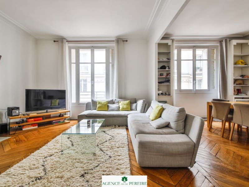 Sale apartment Paris 17ème 1050000€ - Picture 4