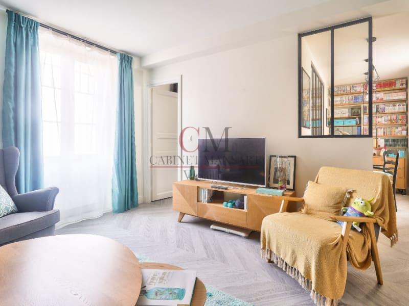 Sale apartment Versailles 477500€ - Picture 5