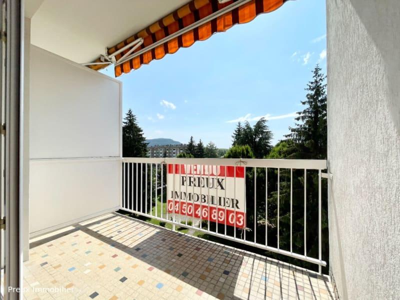 Vente appartement Annecy le vieux 472000€ - Photo 2