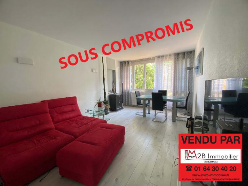 Vente appartement Lagny sur marne 186000€ - Photo 1