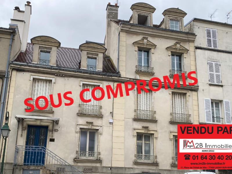 Vente appartement Lagny sur marne 340000€ - Photo 1
