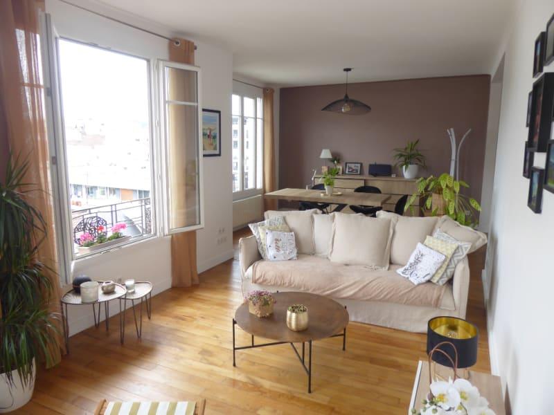 Rental apartment Boulogne billancourt 1450€ CC - Picture 2