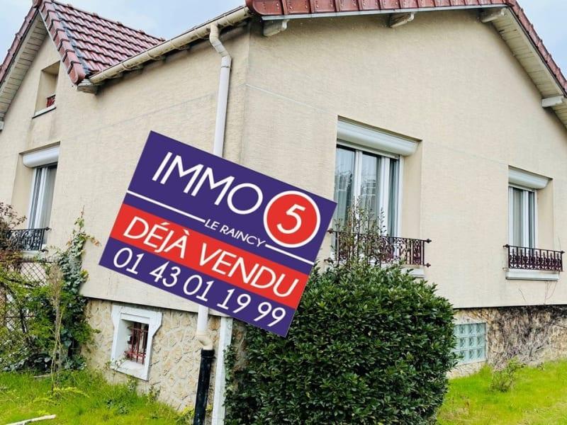 Vente maison / villa Le raincy 398000€ - Photo 1