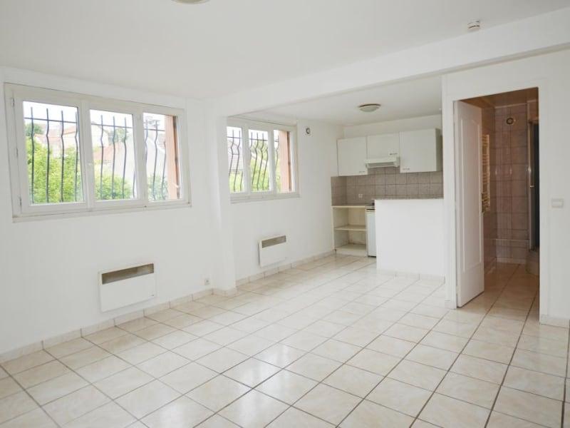 Rental apartment Montigny les cormeilles 580€ CC - Picture 1