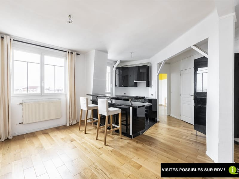 Sale apartment Bois colombes 299500€ - Picture 1