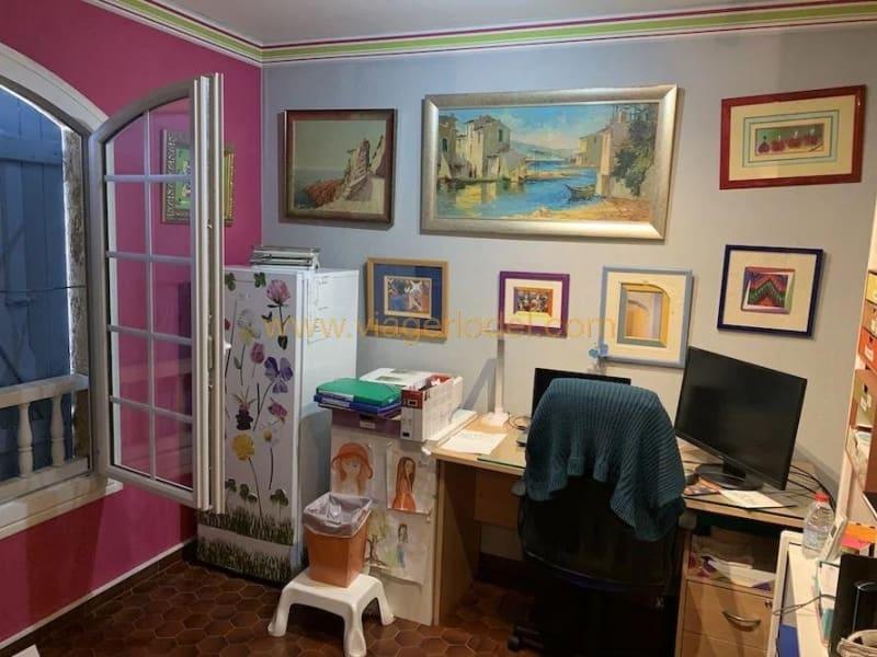 Life annuity house / villa Villeneuve-loubet 121500€ - Picture 8