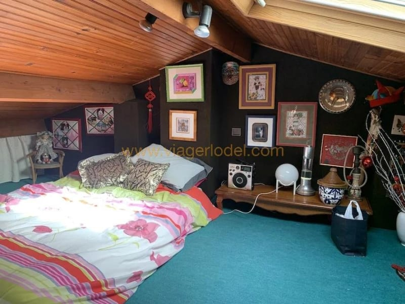 Life annuity house / villa Villeneuve-loubet 121500€ - Picture 13