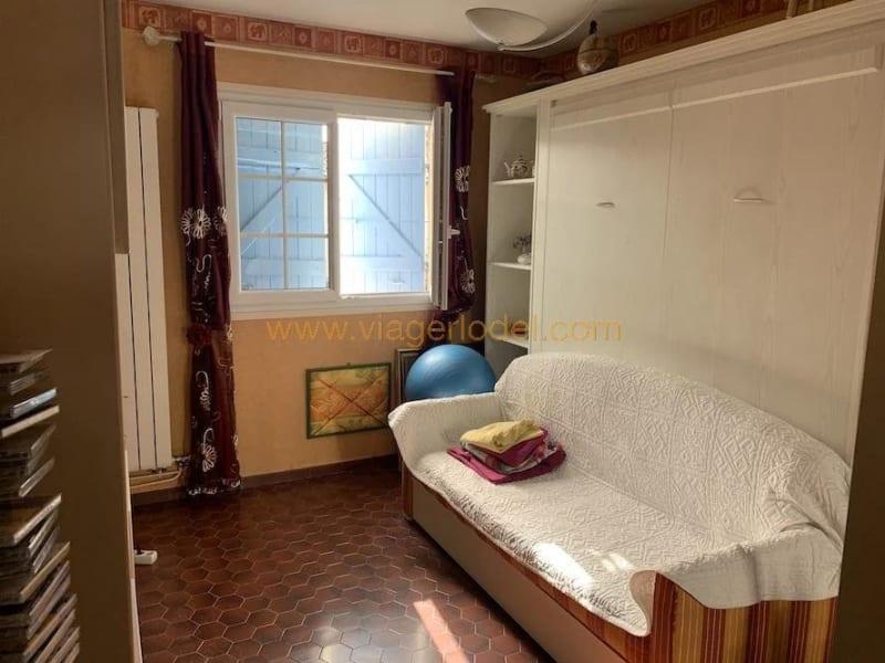Life annuity house / villa Villeneuve-loubet 121500€ - Picture 11