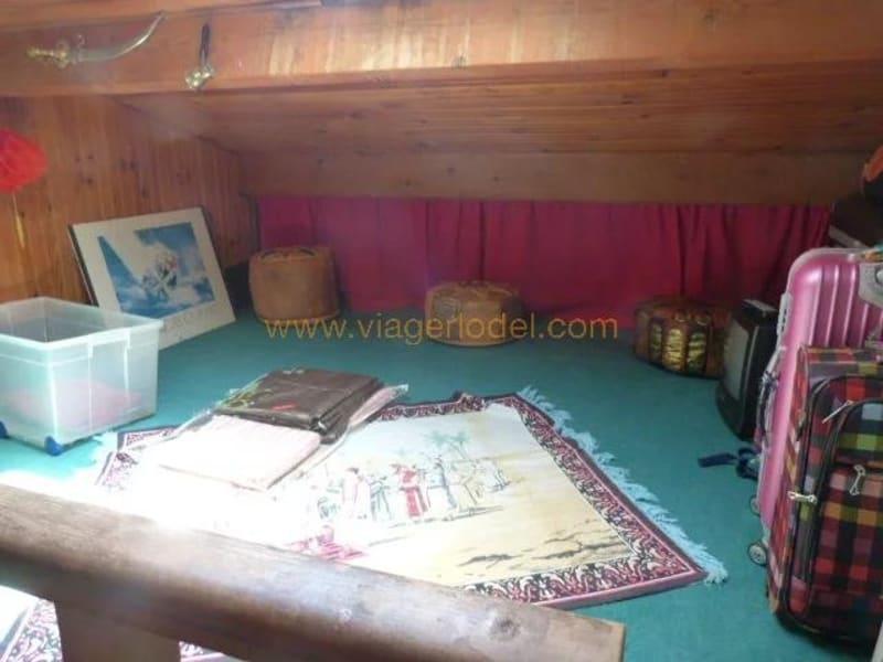 Life annuity house / villa Villeneuve-loubet 121500€ - Picture 12