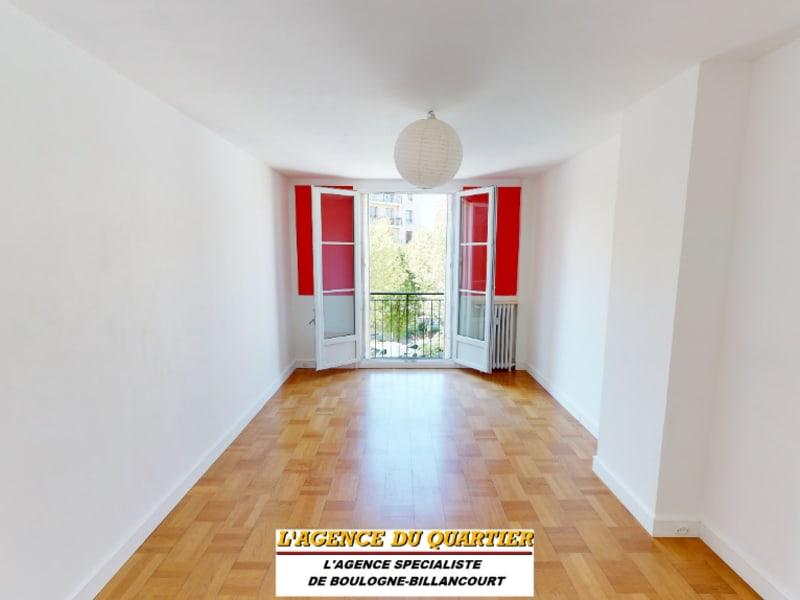Sale apartment Boulogne billancourt 449000€ - Picture 1
