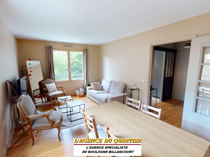 Sale apartment Boulogne billancourt 469000€ - Picture 1