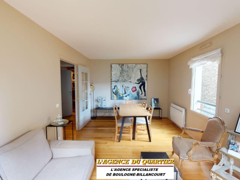 Sale apartment Boulogne billancourt 469000€ - Picture 2