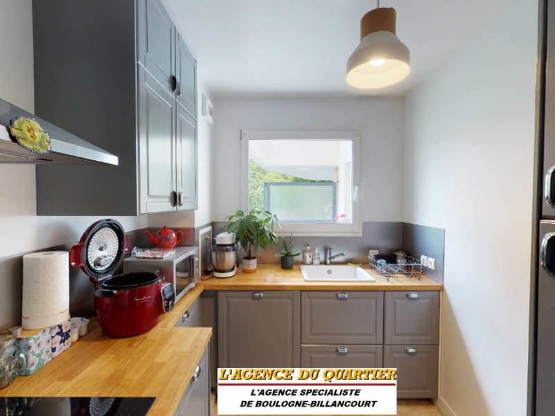 Sale apartment Boulogne billancourt 469000€ - Picture 3