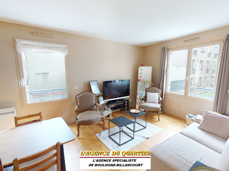 Sale apartment Boulogne billancourt 469000€ - Picture 4